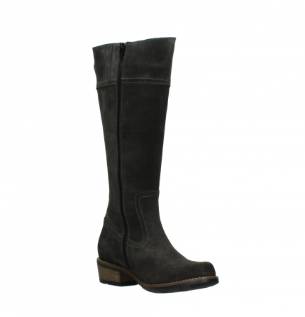 wolky hohe stiefel 00553 tinto 40210 anthrazit_16