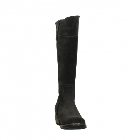 wolky hohe stiefel 00553 tinto 40210 anthrazit_18