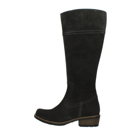 wolky hohe stiefel 00553 tinto 40210 anthrazit_2