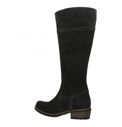 wolky hohe stiefel 00553 tinto 40210 anthrazit_3