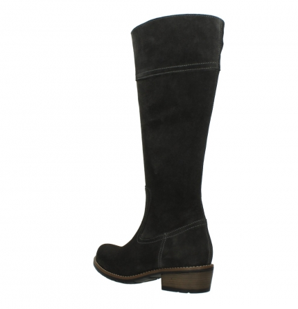 wolky hohe stiefel 00553 tinto 40210 anthrazit_4
