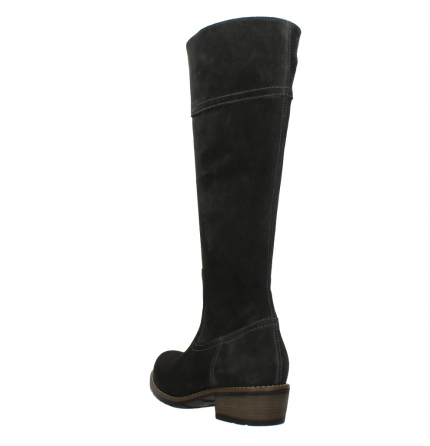 wolky hohe stiefel 00553 tinto 40210 anthrazit_5