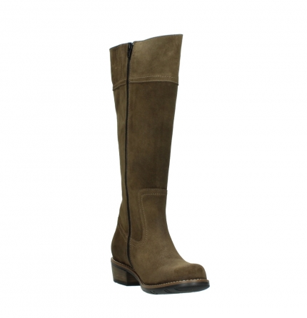 wolky high boots 00553 tinto 40310 mid brown oiled suede_17