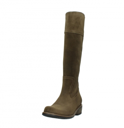 wolky high boots 00553 tinto 40310 mid brown oiled suede_21