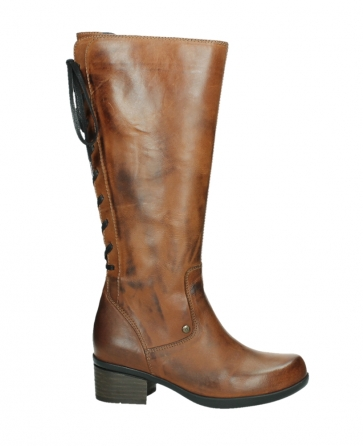wolky hohe stiefel 01379 cupu 30430 cognac leder_1
