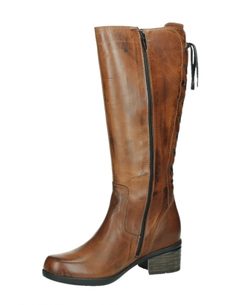 wolky long boots 01379 cupu 30430 cognac leather_11