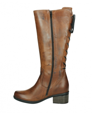wolky long boots 01379 cupu 30430 cognac leather_13