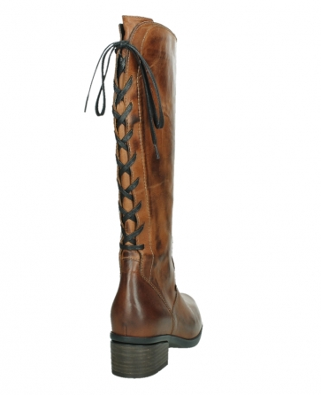 wolky hohe stiefel 01379 cupu 30430 cognac leder_20