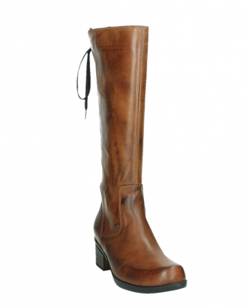 wolky long boots 01379 cupu 30430 cognac leather_5