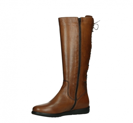 wolky high boots 02426 vector 20430 cognac leather_11