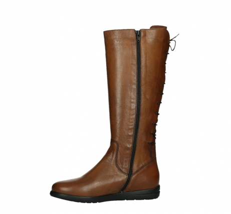 wolky long boots 02426 vector 20430 cognac leather_12