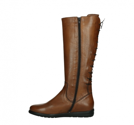 wolky high boots 02426 vector 20430 cognac leather_13