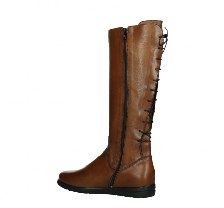 wolky high boots 02426 vector 20430 cognac leather_15