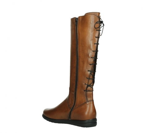 wolky long boots 02426 vector 20430 cognac leather_16