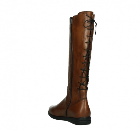 wolky long boots 02426 vector 20430 cognac leather_17