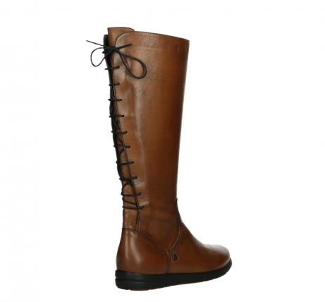 wolky high boots 02426 vector 20430 cognac leather_22