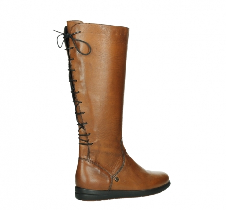 wolky high boots 02426 vector 20430 cognac leather_23