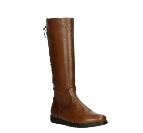 wolky long boots 02426 vector 20430 cognac leather_4