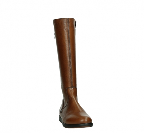 wolky long boots 02426 vector 20430 cognac leather_6