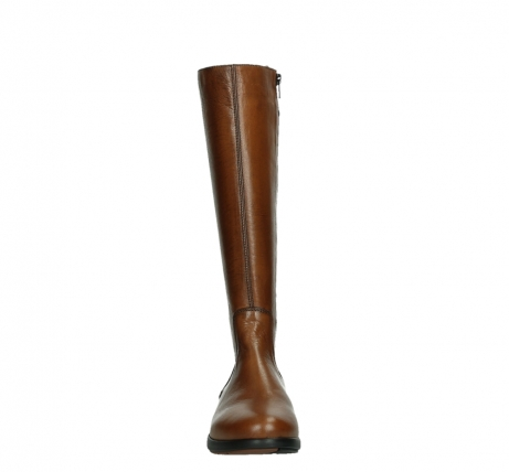 wolky long boots 02426 vector 20430 cognac leather_7