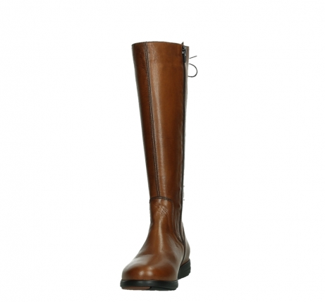 wolky high boots 02426 vector 20430 cognac leather_8