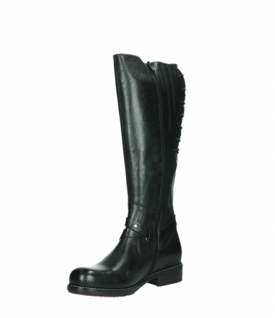wolky high boots 04433 belmore 20000 black leather_10
