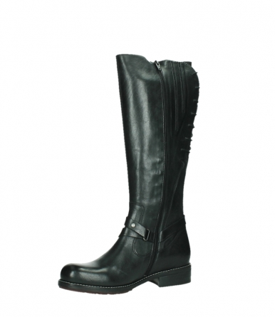 wolky high boots 04433 belmore 20000 black leather_11