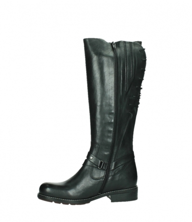 wolky high boots 04433 belmore 20000 black leather_12