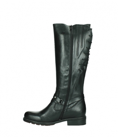 wolky high boots 04433 belmore 20000 black leather_13