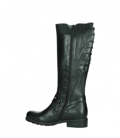 wolky high boots 04433 belmore 20000 black leather_14