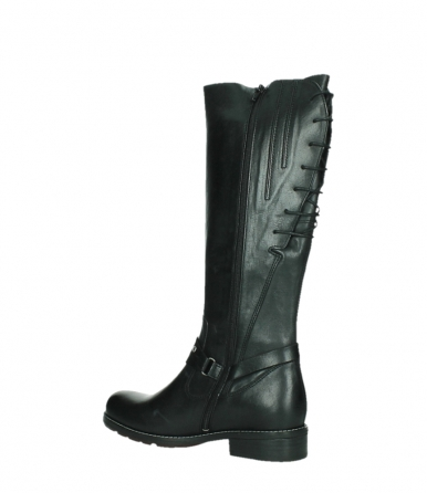 wolky high boots 04433 belmore 20000 black leather_15