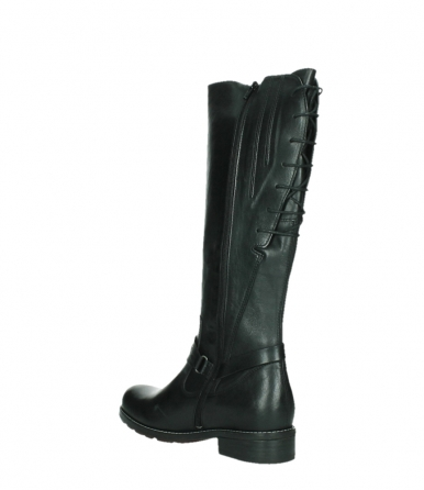 wolky high boots 04433 belmore 20000 black leather_16