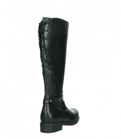 wolky high boots 04433 belmore 20000 black leather_21