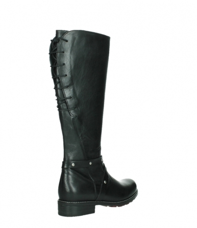 wolky high boots 04433 belmore 20000 black leather_22