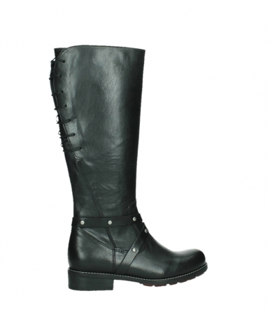 wolky high boots 04433 belmore 20000 black leather_24