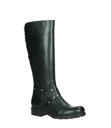 wolky high boots 04433 belmore 20000 black leather_3