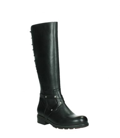 wolky high boots 04433 belmore 20000 black leather_4