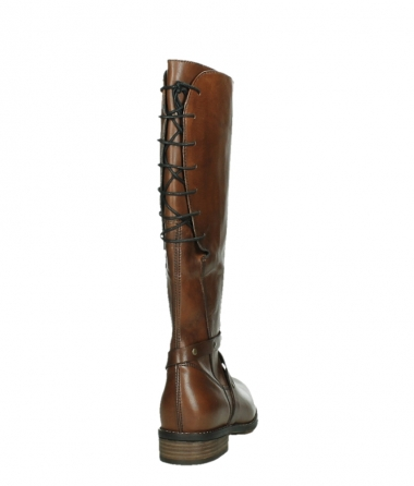 wolky long boots 04433 belmore 20430 cognac leather_20