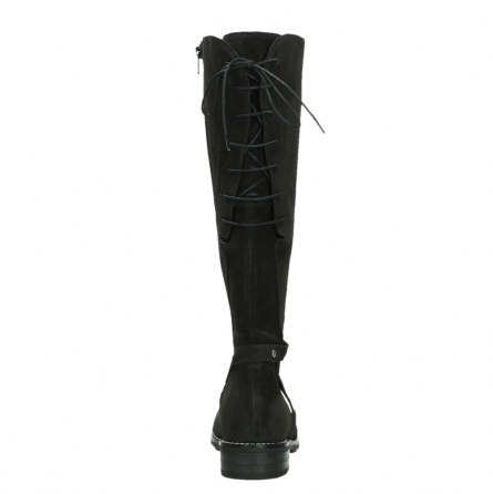wolky long boots 04433 belmore 45000 black suede_19