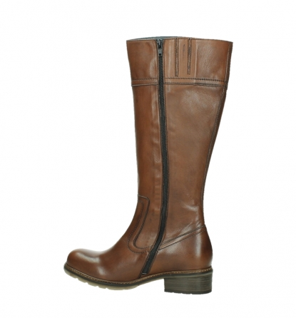 wolky high boots 04477 moher 32430 cognac leather_14