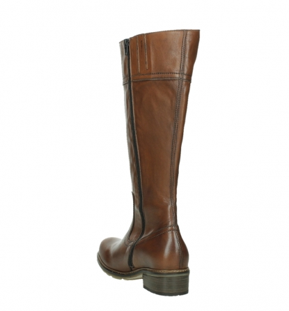 wolky long boots 04477 moher 32430 cognac leather_17