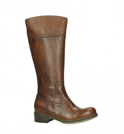 wolky hohe stiefel 04477 moher 32430 cognac leder_2