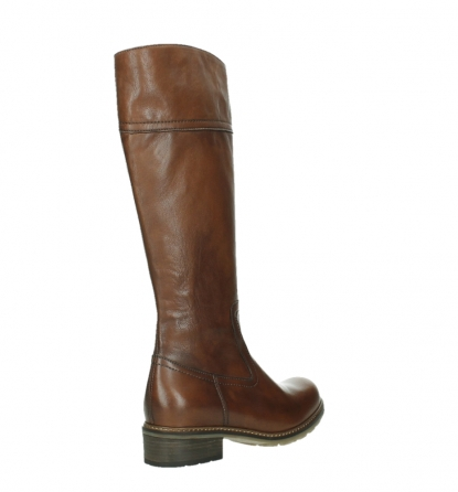wolky long boots 04477 moher 32430 cognac leather_22