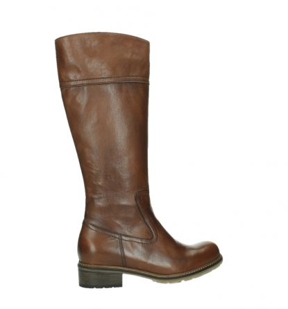 wolky long boots 04477 moher 32430 cognac leather_24