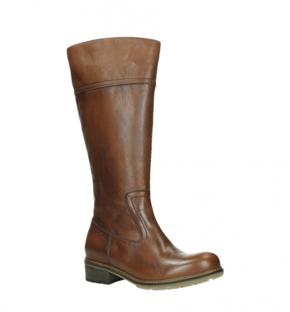 wolky long boots 04477 moher 32430 cognac leather_3