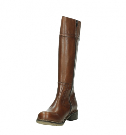 wolky long boots 04477 moher 32430 cognac leather_9