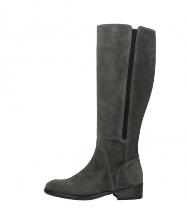 wolky high boots 04513 earl 40210 anthracite suede_1