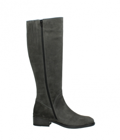 wolky high boots 04513 earl 40210 anthracite suede_14