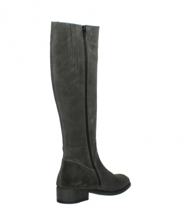 wolky high boots 04516 earl xl 40210 anthracite oiled suede_10
