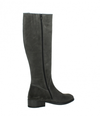 wolky high boots 04516 earl xl 40210 anthracite oiled suede_11